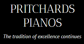 Pritchards Pianos - Logo