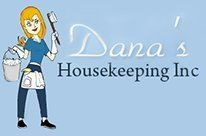 Dana's Housekeeping Inc - Logo