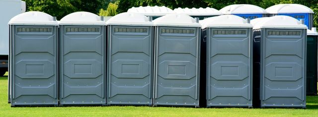 Dependable Portable Toilet Rentals For Your Site