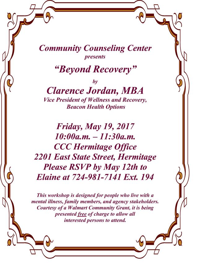 Community Counseling Center | Behavioral Therapy Hermitage