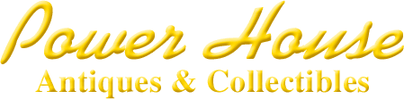 Power House Antiques & Collectibles logo