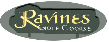 Golf Ravines - Logo