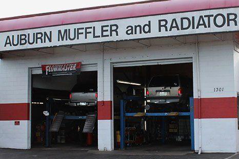 About Auburn Muffler Brake & Radiator Auburn WA Auto Repair