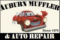 Auburn Muffler Brake & Radiator - Logo