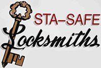 Sta- Safe Locksmith - Logo