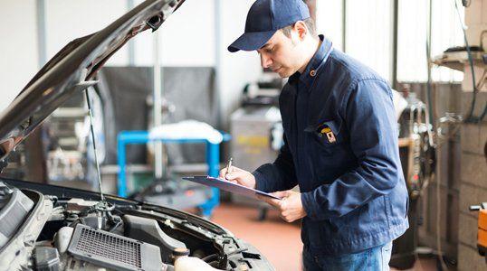 Auto inspection
