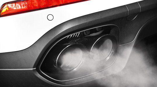 Auto emission testing