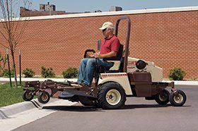 Lawn mower repairs and service
