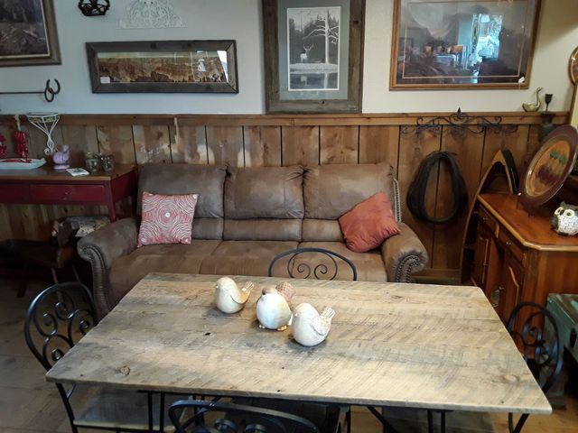 Western Decor Dining Sets Chino Valley Az
