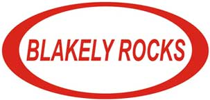 Blakely Rocks - logo