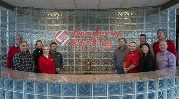 About Academy Roofing Amp Sheet Metal Co Des Moines Ia