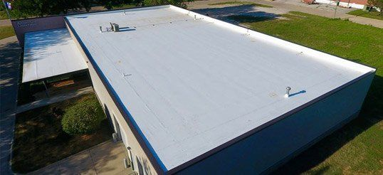 Tpo Thermoplastic Roofing System Des Moines Ia
