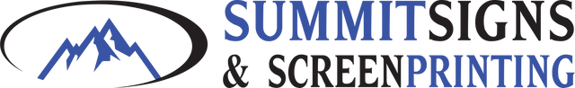 Summit Signs and Screen Printing - logo