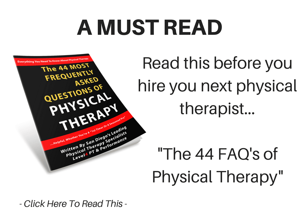 44 FAQs of Physical Therapy