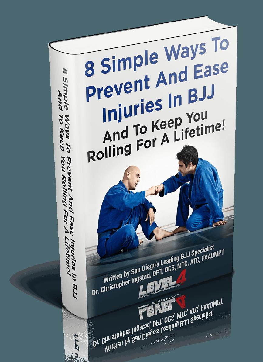 Jiu Jitsu Injury Rehab Book