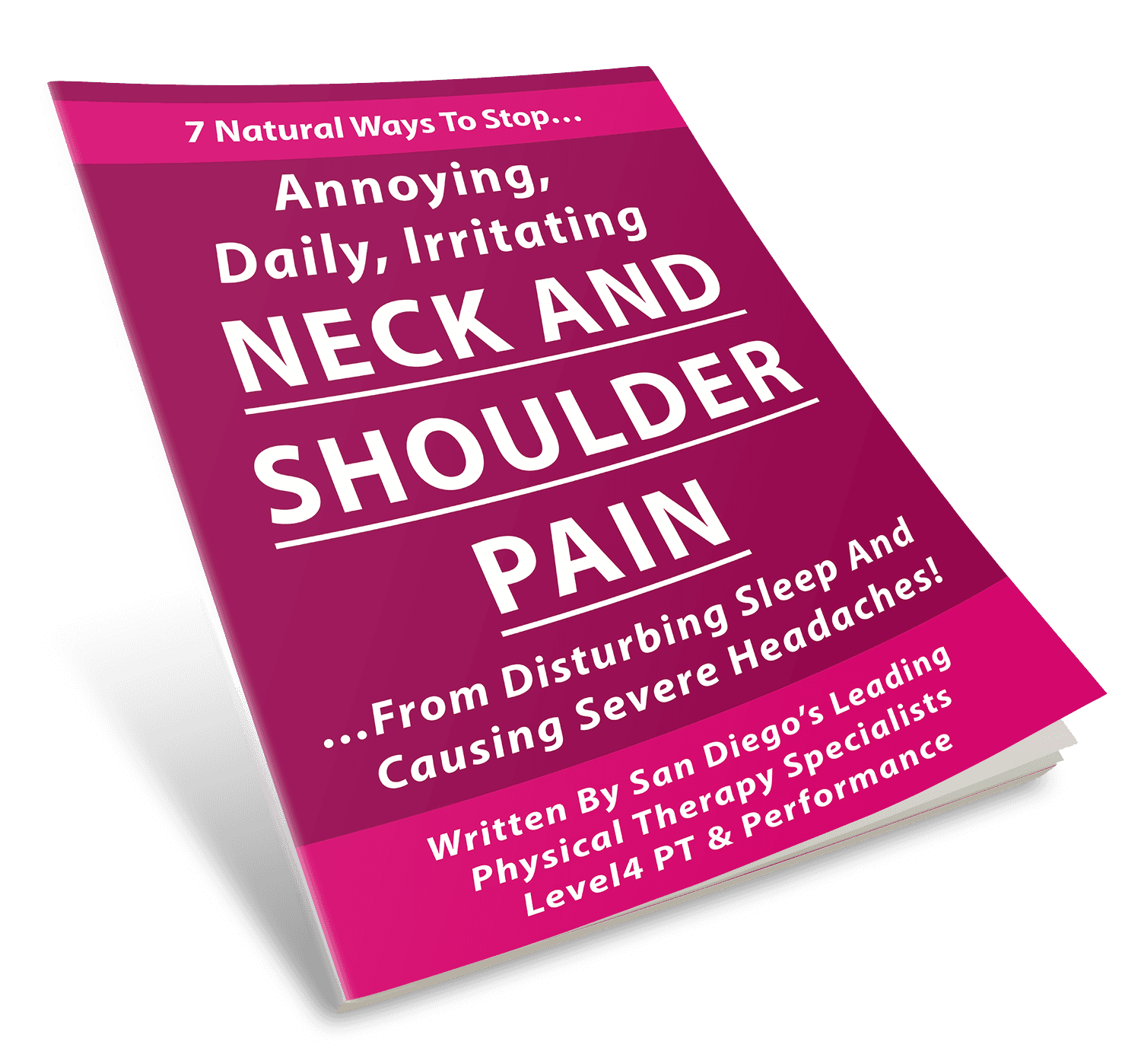 Neck and Shoulder Tips Report