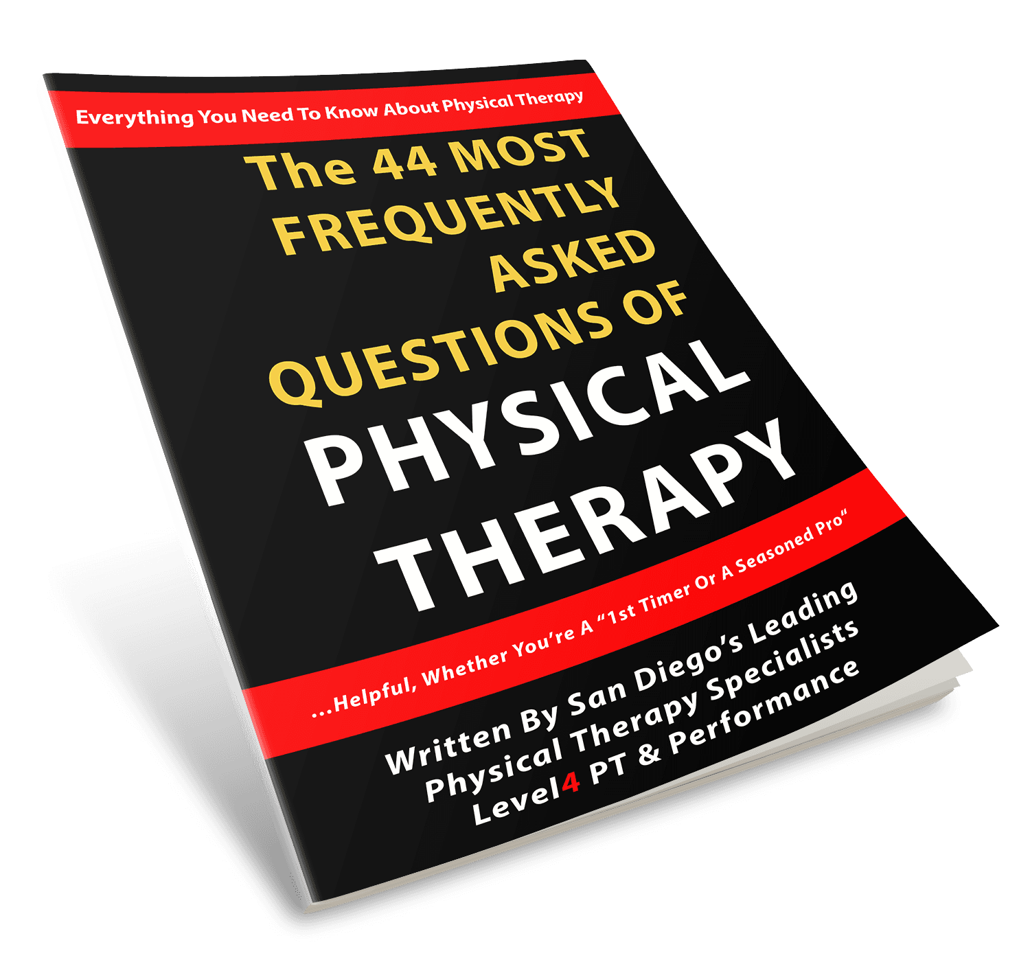 FAQ's on Physical Therapy