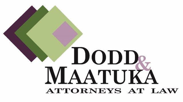 Dodd & Maatuka - Logo