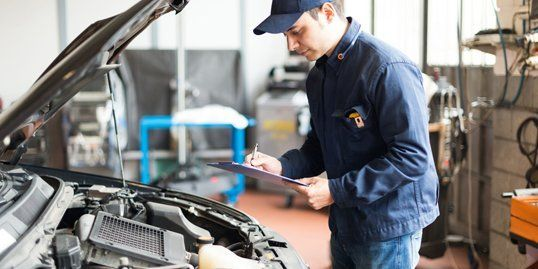Vehicle Inspection | General Inspection | Holt, MI