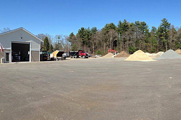 Landscape Supply Yard Offers Delivery and Pickup Services! - Landscape Supply Yard Landscaping Materials Hanson, MA