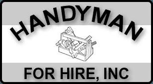 Handyman for Hire Inc. - Logo