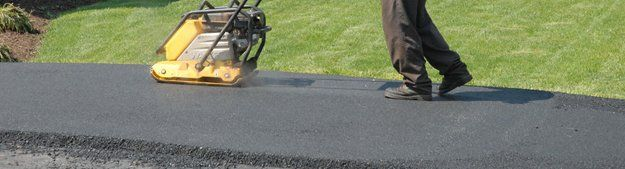 Private roads paving