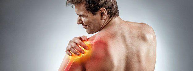 Shoulder pain hemophilia