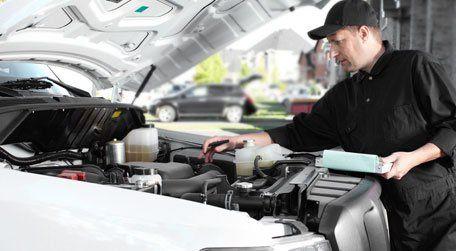 Car diagnostics service