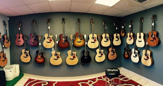 Luthier's Workshop is proud to be an authorized Taylor Guitars dealer!