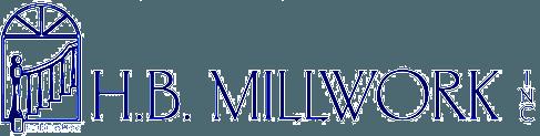 HB Millwork Inc.-Logo