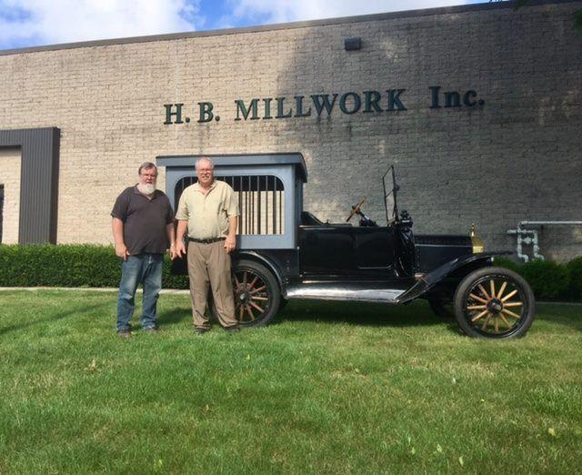 H.B. Millwork company