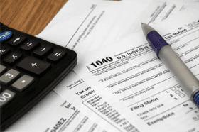 Personal tax prep