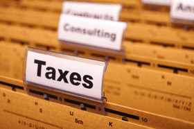 Business tax prep