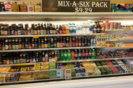 Mix-a-six pack beer