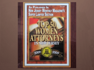 Top 50 Women Attorneys list