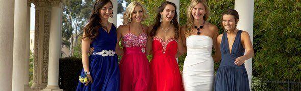 Prom dresses rental