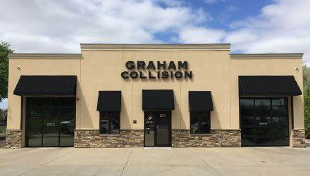Graham Collision Building