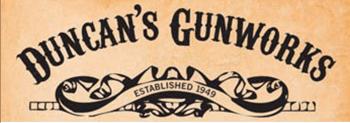 Duncan's Gunworks logo