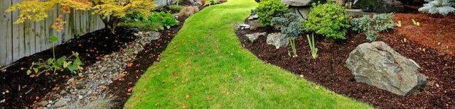 Lawn drainage system