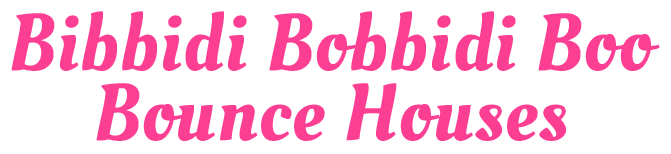 Bibbidi Bobbidi Boo Bounce Houses - Logo