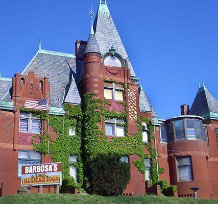 Barbosa's Castle