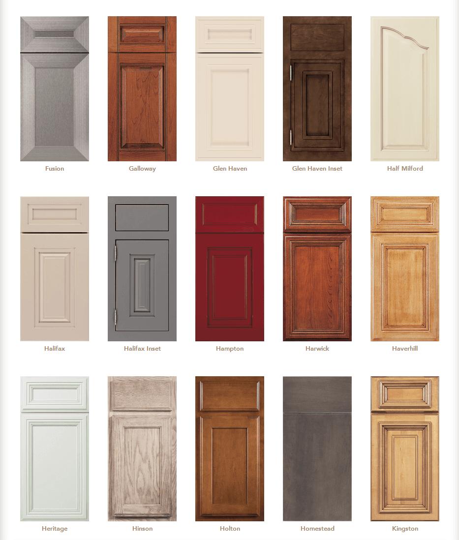 Cabinet Door Styles Cabinet Door Gallery Designs In Cabinetry In