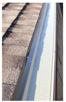 Gutter and Downspout Work