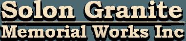 Solon Granite Memorial Works Inc - Logo