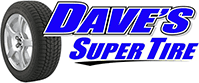 Dave's Super Tire and Auto Service - logo