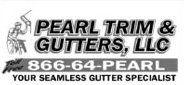 Pearl Trim & Gutters LLC Logo