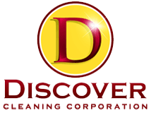Discover Cleaning Corporation - Logo