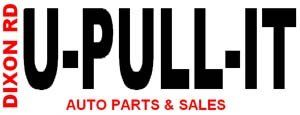 Dixon Road U-Pull-It Auto Parts & Sales Inc. - Logo