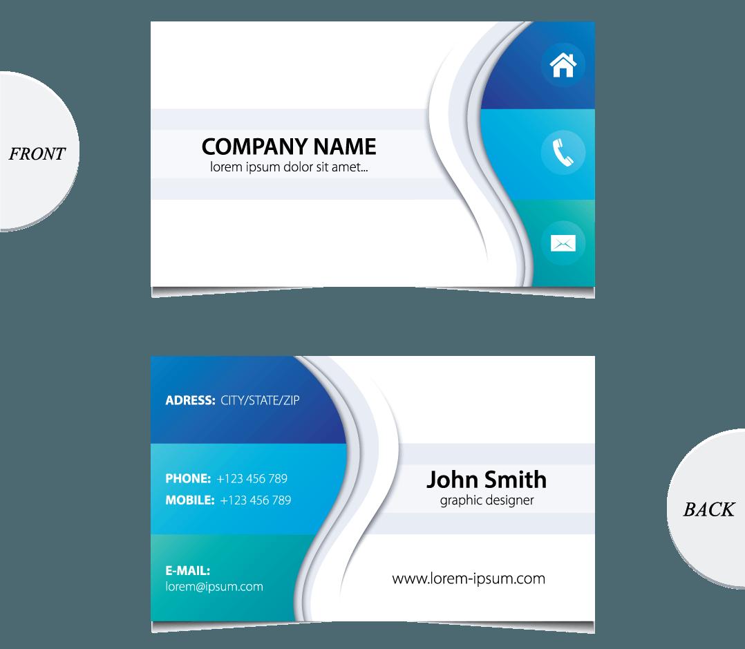 Business Cards Custom Design Options Petoskey Mi