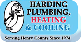 Harding Plumbing, Heating & Cooling - Logo